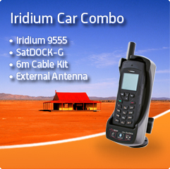 Iridium Car Combo